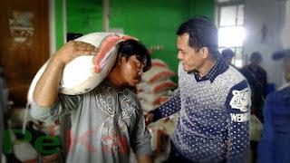 KPPL Samudera Mulya, Bagikan Dana Paceklik