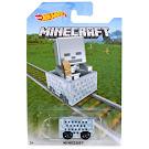 Minecraft Minecart Hot Wheels Figure