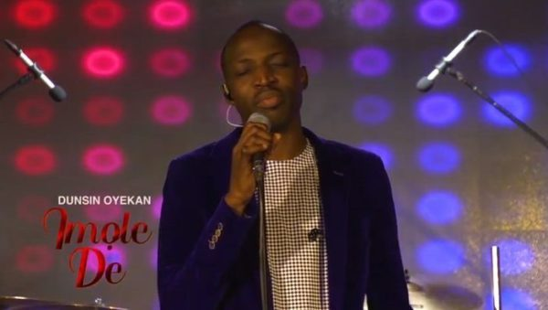 [Music + Video] Dunsin Oyekan – Imole De [Light Has Come]
