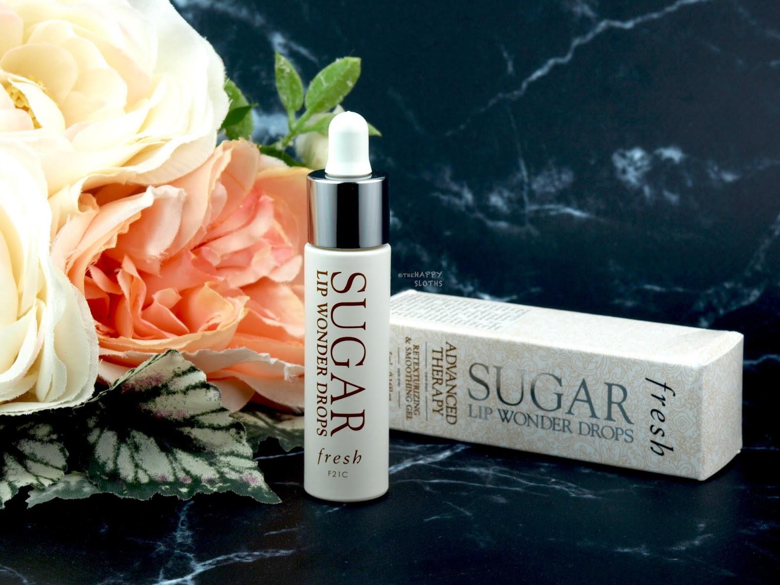Fresh   Sugar Lip Wonder Drops Advanced Therapy: Review