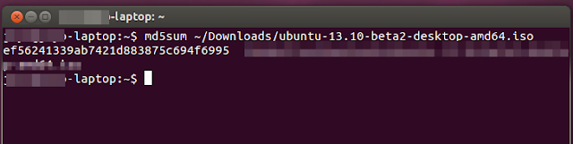 ubuntu iso image authentication