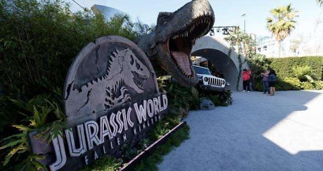 Universal Studios estrenará nueva atracción de 'Jurassic World'