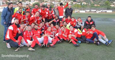 Σημαντική νίκη ο Παλληξουριακός 1-3 στις Κεραμειές τα Φωκάτα