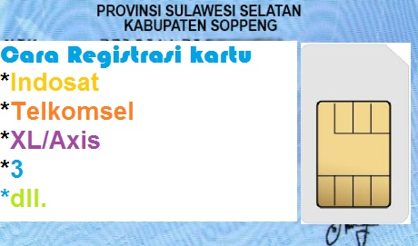 Cara Registrasi Kartu Indosat Via Sms Dan Online