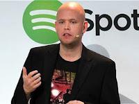 Daniel Ek, Founder Spotify, Sang Juru Selamat Industri Musik Dunia