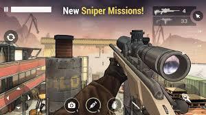 GUN Sniper : war on terror v3.7.3 Apk Mod [Todo Ilimitado]