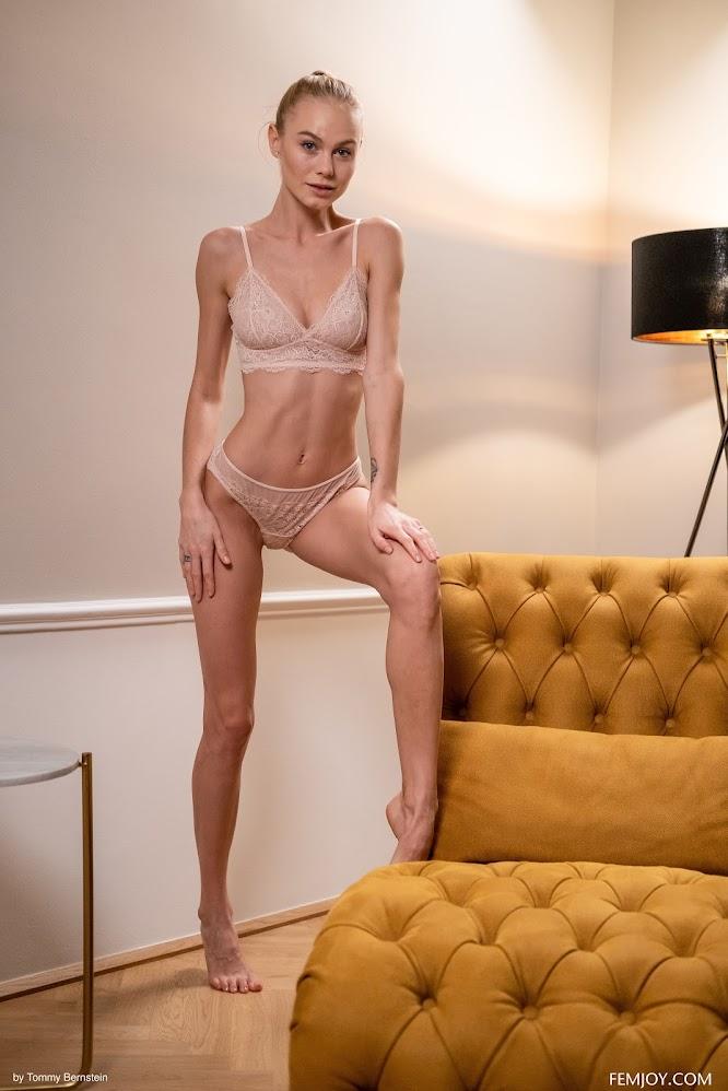 [FemJoy] Jane F - A Soft Touch sexy girls image jav