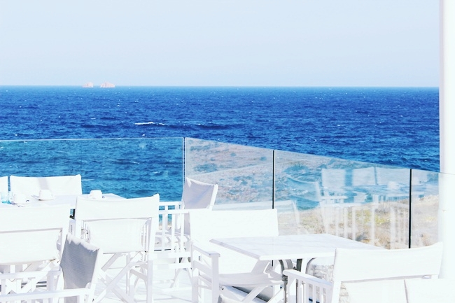 Luxury hotels in Paros Cyclades