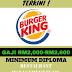 [UPDATE!] JAWATAN KOSONG ASSISTANT MANAGER BURGER KING AREA SELANGOR!
