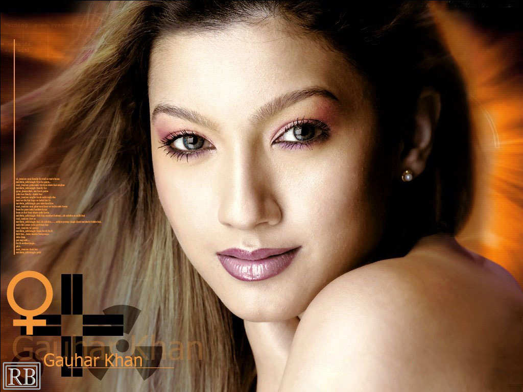 Hd Wallpaper Gauhar Khan Hd Wallpapers-6422