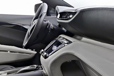 Aston Martin Lagonda Concept Interior