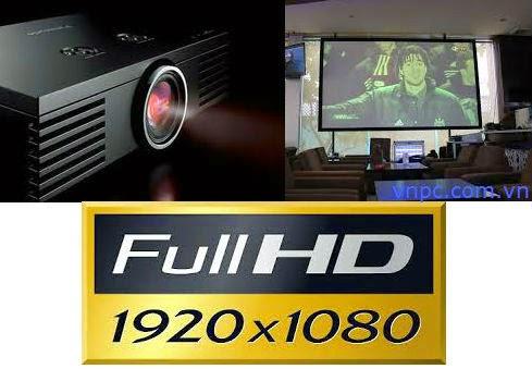 Cho thuê máy chiếu full HD