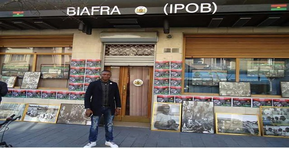 BIAFRA GENOCIDE EXHIBITION: EXPOSING TO THE WORLD THE