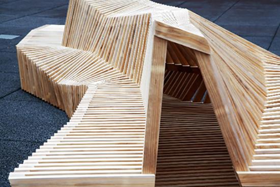 8 desain inspiratif kursi taman dengan desain atraktif