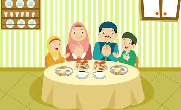 Doa Berbuka Puasa Ramadhan Yang Shahih