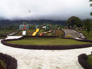 lokasi outbound dibogor