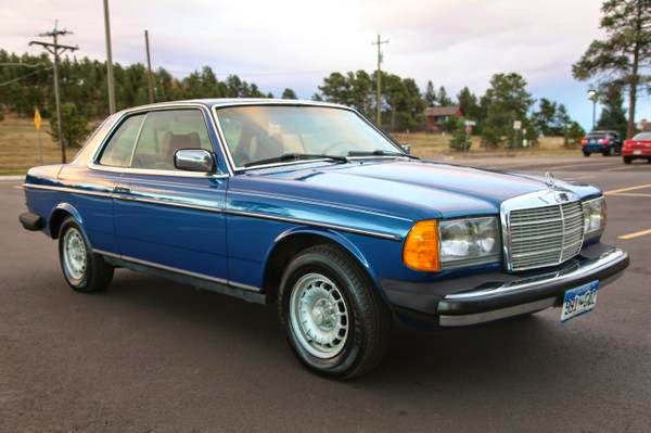 Daily Turismo: 10k: W123 Coo-Pay: 1979 Mercedes-Benz 300CD