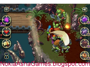 New free rpg java games on the phone 400x240, download rpg to your.