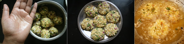 Sabudana Vada | Sago Fritters Recipe | How to make Sabudana Vada
