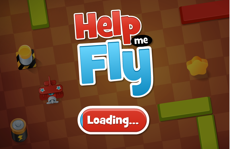 Play Help Me Fly Amazing Online Game