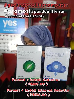 Perbezaan Perisian Perlindungan Anti Virus Dan Internet Security