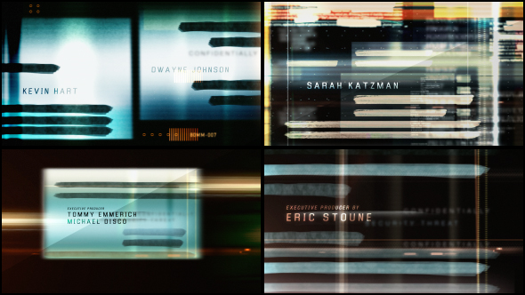 590 VIDEOHIVE TOP SECRET MOVIE TITLE 4K After Effects Template download