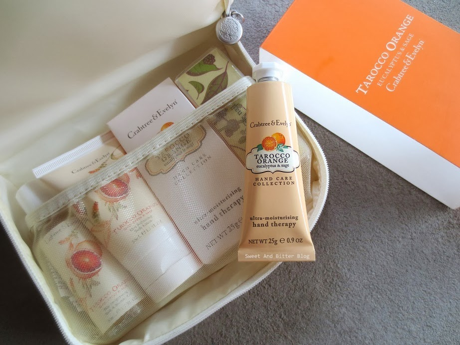 Crabtree & Evelyn Torocco Orange Eucalyptus and Sage Hand Care Cream India