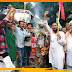 'देश में साम्प्रदायिक शक्तियां सर उठा रही हैं': मधेपुरा में जलाया अमित शाह का पुतला