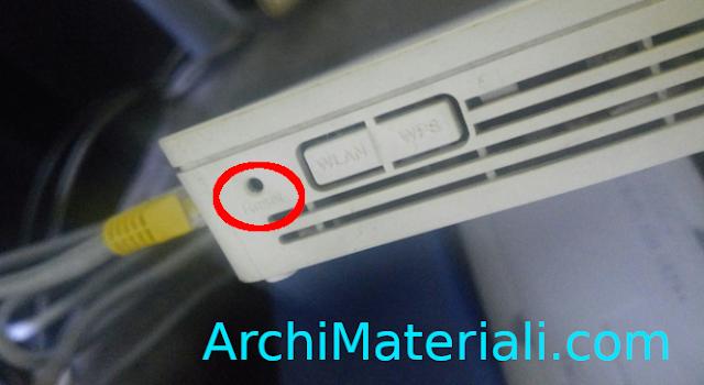 Cara Mudah Setting Huawei HG8245A Menjadi Access Point - Archi Materiali