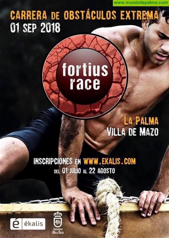 La segunda edición de la carrera de obstáculos 'Fortius Race' abre su plazo de inscripciones