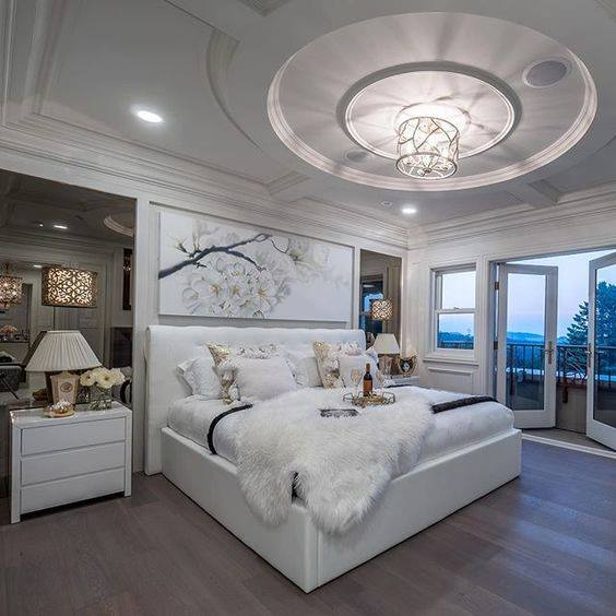 Modern Bedroom Lighting Ideas: 20 Modern Bedroom Design Ideas For A Perfect Bedroom
