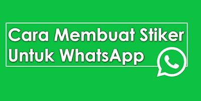 Cara membuat stiker whatsapp sendiri tanpa root