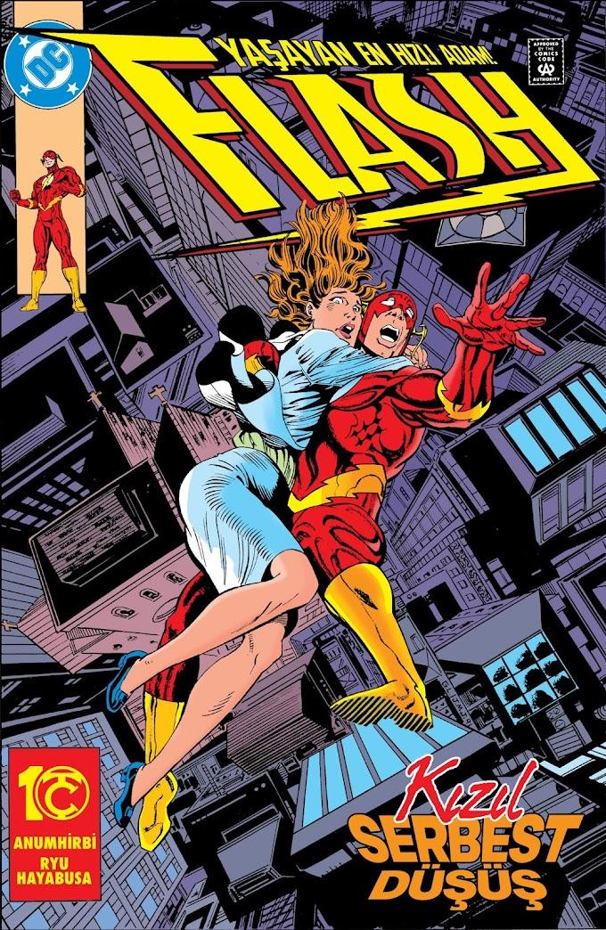 Flash: Kimse Ölemez [Tek Sayı]