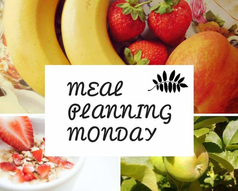Weekly Meal Planning: Creating A Easier Routine