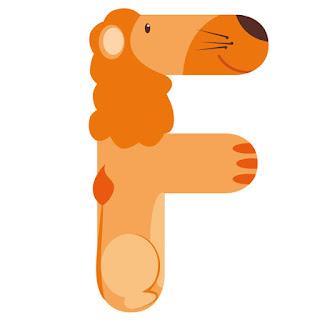Animali con la F