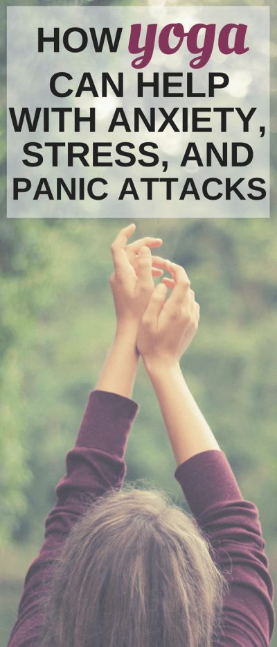 Can Yoga Help Anxiety and Panic Disorder?