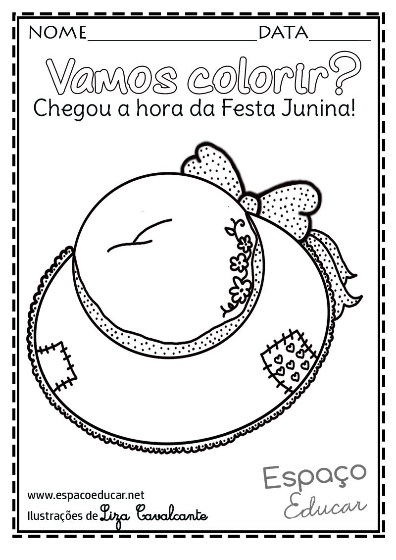 notícias ponto com lindos e inéditos desenhos de festa junina para