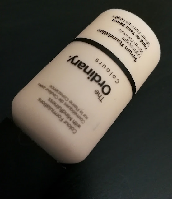 Review Serum Foundation The Ordinary