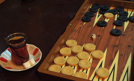 Backgammon Tavla