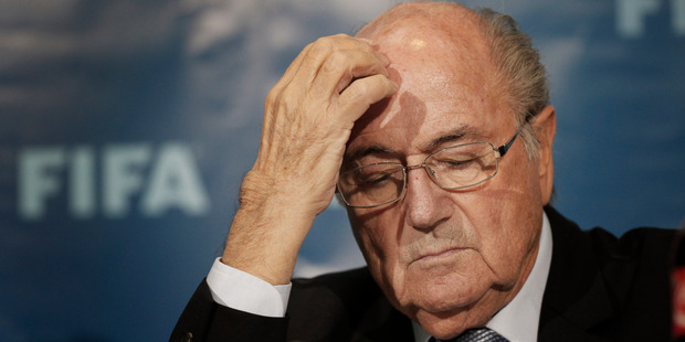 Football: FIFA President Sepp Blatter was placed under criminal investigation by Swiss authorities overnight