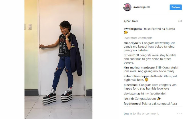 WOW! Awra Shows His New 'Yayamanin' Life! See the Pictures Here!