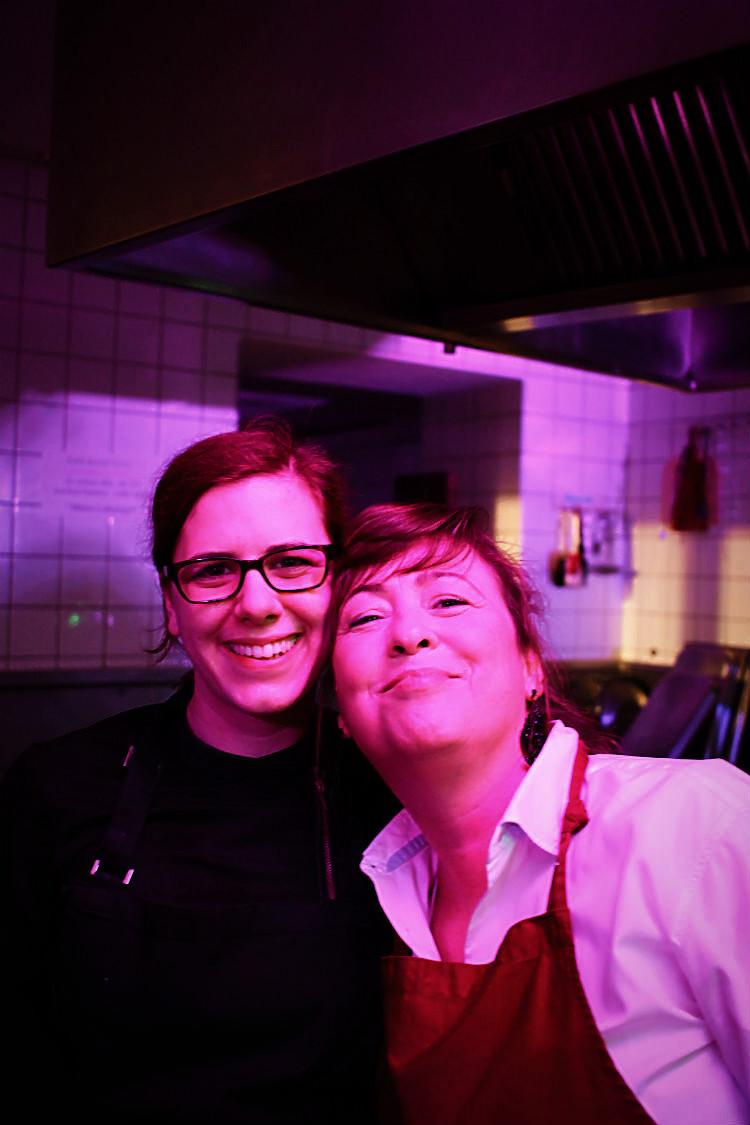 Lisa und ich | Arthurs Tochter kocht. Der Blog für Food, Wine, Travel & Love von Astrid Paul