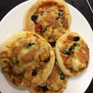 resep pizza mini isi telur