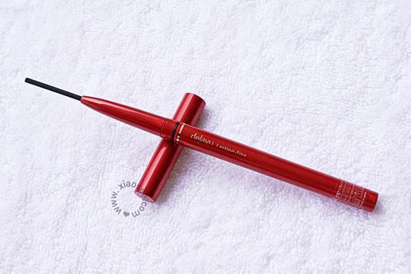 Dejavu Lasting Fine Eyeliner Review, Dejavu Fiberwig Mascara Review, Dejavu Japan Cosmetic Review, Review Dejavu Bahasa Indonesia