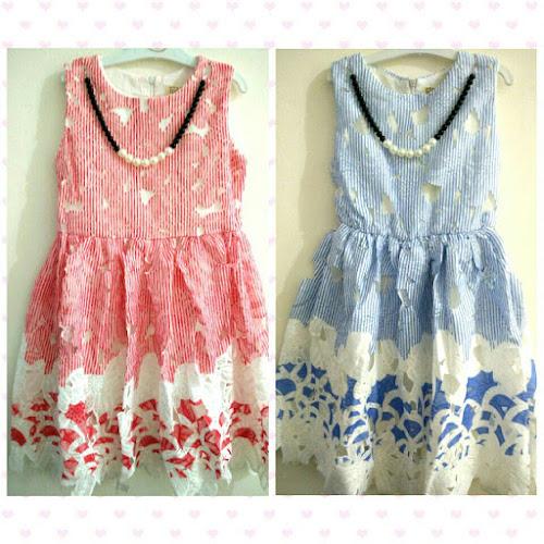 grosir baju anak online bandung dress anak bagus murah