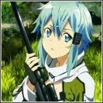 Avatar Sword Art Online z Sinon