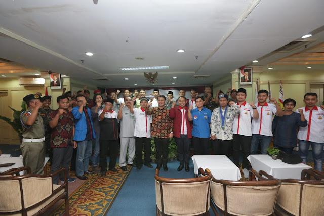 Kemeriahan Konferda I DPD PARINDRA Jawa Timur