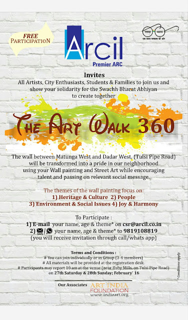 The Art Walk 360