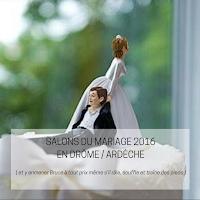 salons du mariage 2016 drome ardeche