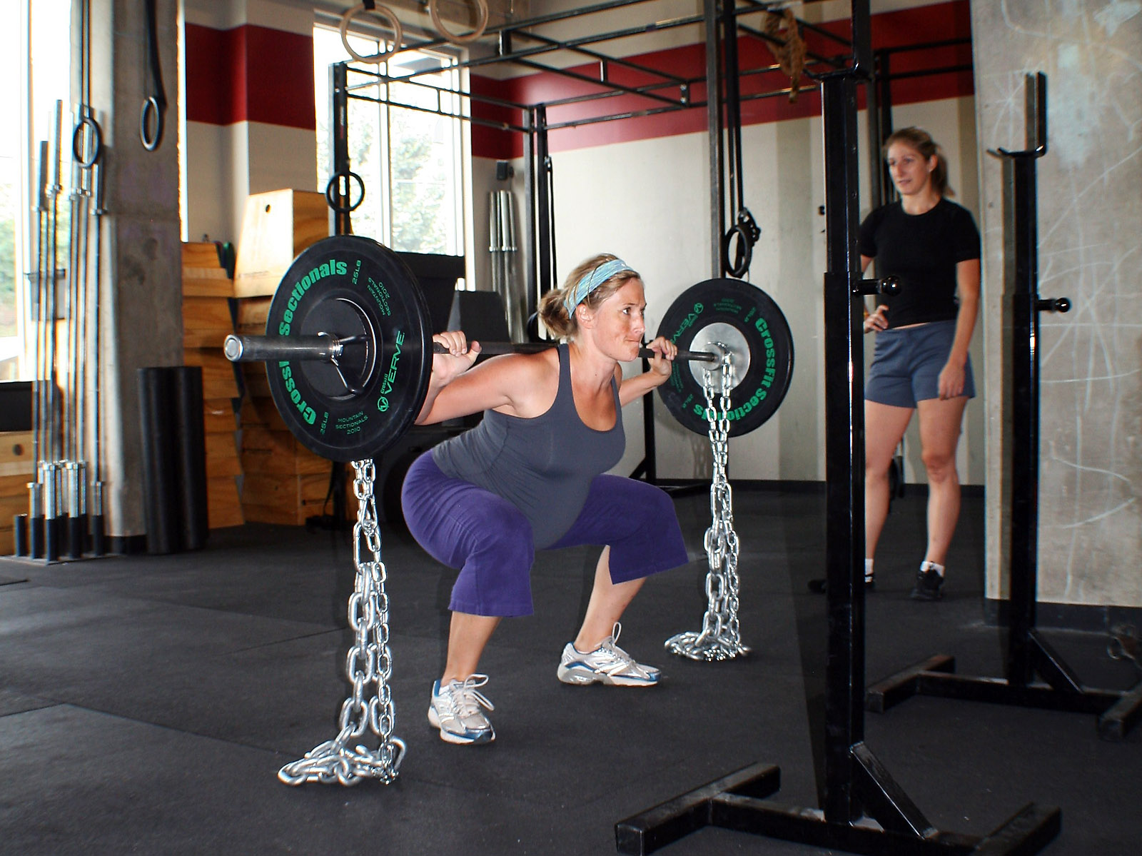 Lifting When Pregnant 34